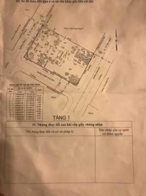 Bán gấp biệt thự 3 mặt tiền phường Bình Thọ, Quận Thủ Đức