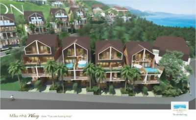 Biệt thự vườn triền đồi ngắm chọn vịnh đẹp nhất Nha Trang