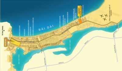 Biệt thự nghỉ dưỡng chuẩn 5* MT biển Bãi Dài Cam Ranh