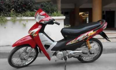 Wave Blade RS 110 xe Honda, màu đỏ,thắng đĩa chính chủ cần nhượng lại