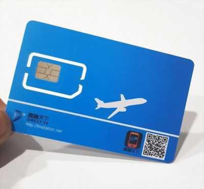 SIM 3G/4G Hongkong-Macao-Đài Loan (Sim du lịch nước ngoài)