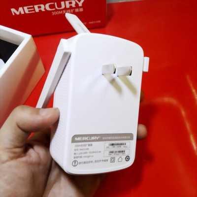 Bộ kích sóng Wifi Mercury 03 ăngten mới