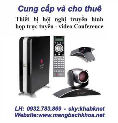 Hội nghị truyền hình (video reference) :