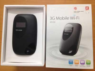 Phát wifi mang theo đi xa. Từ sim 3G/4G. Trữ pin