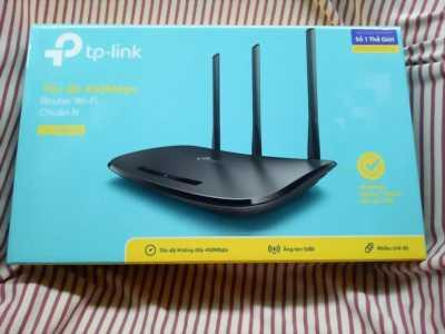 Bộ phát sóng Wifi 3 RÂU TPLINK 940N - Tốc độ 450MBS