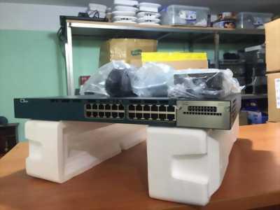 Thu mua thiết bị Cisco đã qua sử dụng + BH 12 Tháng + VAT