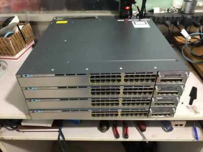 Thiết bị chuyển mạch Switch Cisco 3750 X-24 T-S