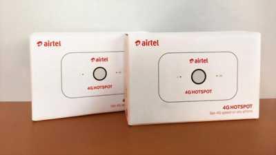 Chính hãng bộ phát sóng wifi 3G/4G airtel tốc độ tên lửa