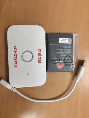 Bộ Phát Wifi di động 4G HUAWEI E5573C 150Mbs