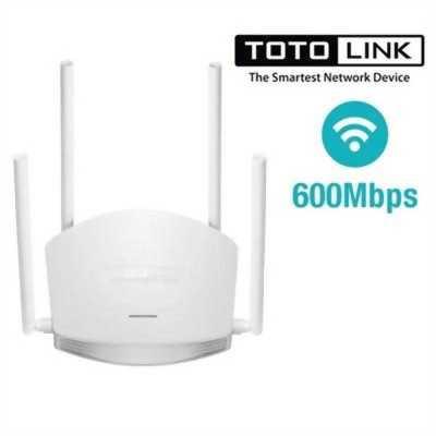 Bộ Phát Sóng Wifi TotoLink N600R 4 Anten 600Mbps