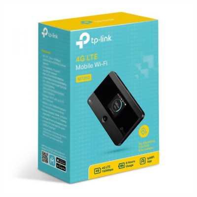 Bộ phát wifi di động dùng sim 3G, 4G, LTE Tplink M7350