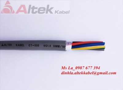 Cáp điều khiển Altek Kabel 6 lõi - Cáp tín hiệu điều khiển 6 lõi
