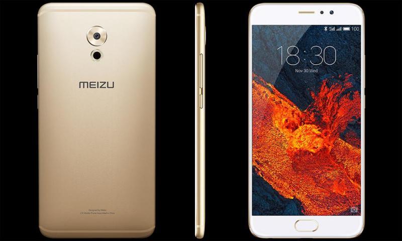 Meizu ra mắt chiếc điện thoại PRO 6 Plus: 5.7-inch SAMOLED và Exynos 8890 SoC
