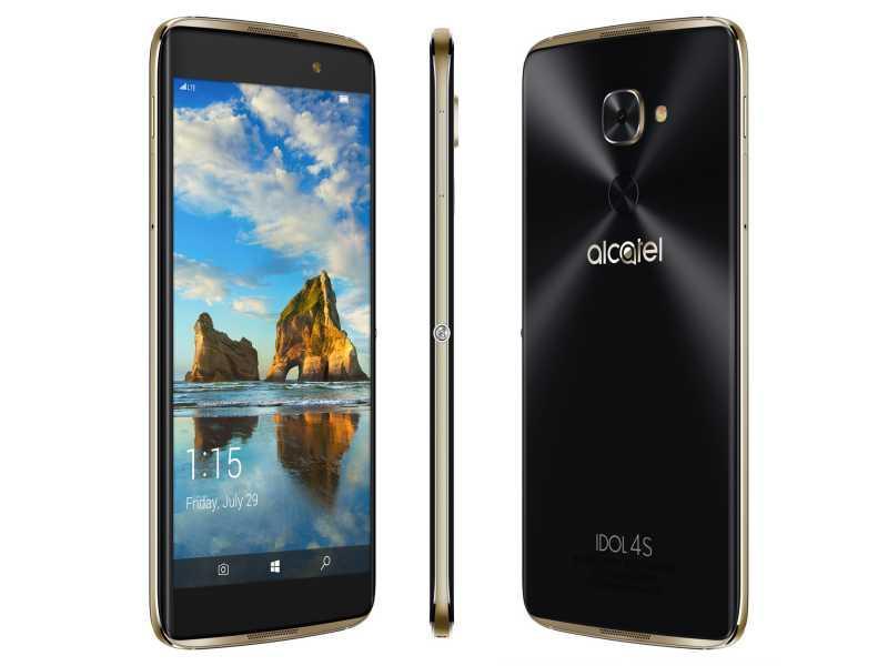 Điện thoại Alcate Idol 5S