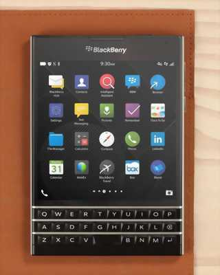 Blackberry Passport 32 GB Đen
