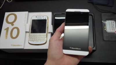Blackberry Q10 — 98% Likenew Giá tốt