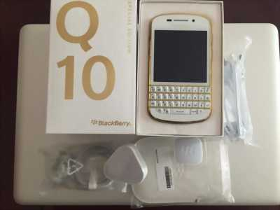 Blackberry Q10 gold edition pin 777