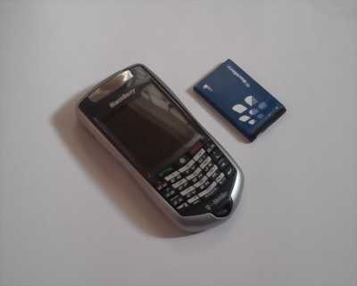 Bán Blackberry 7730 như mới kèm sạc zin giá 1 triệu