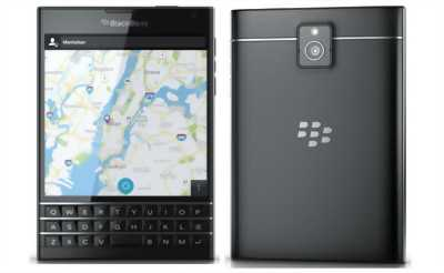Blackberry Passport Đen