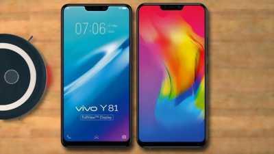 Vivo y81  Máy mới mua được 2 tuần