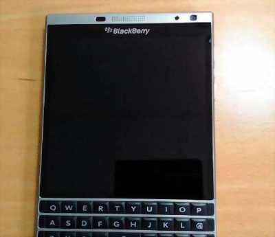 Điện thoại BlackBerry passport silver
