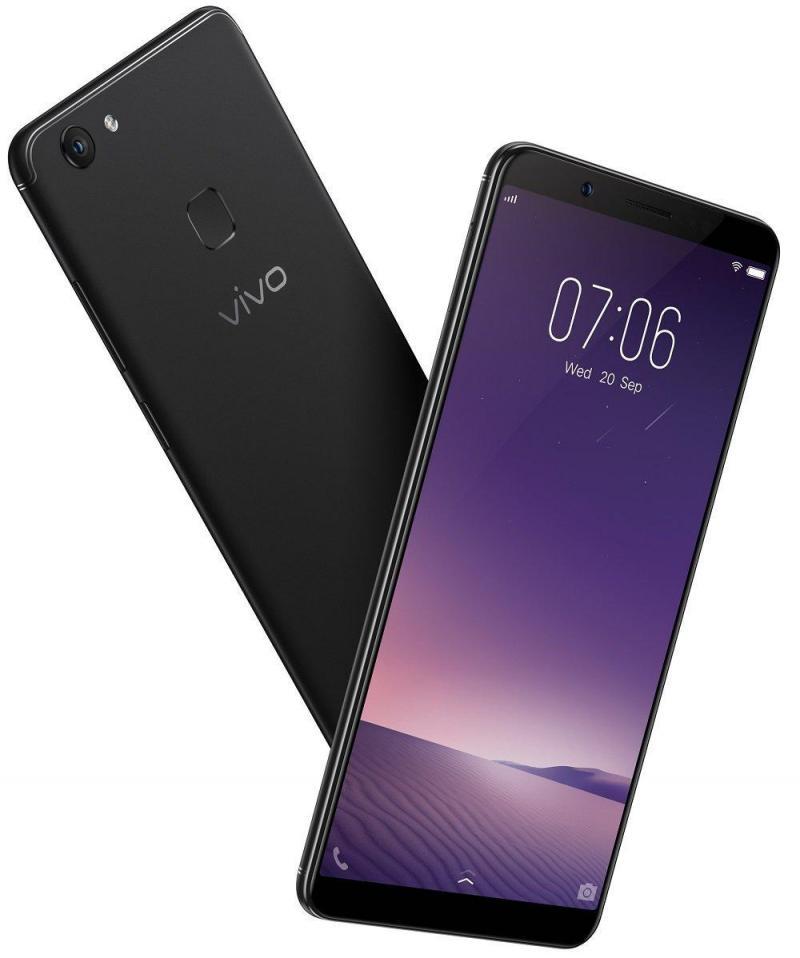 Điện thoại Vivo V7 Đen