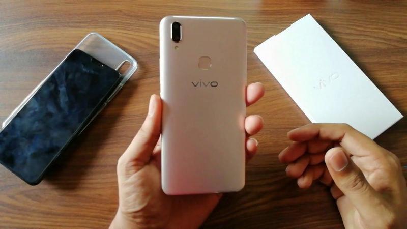 Vivo v9 mới 100% chưa xài ram4G/64G