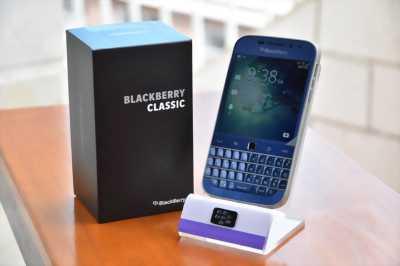 Blackberry Classic Q20 Dâu đen