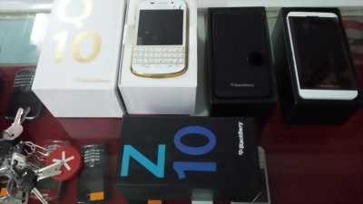 Blackberry Q series (Q5/Q10) Đen FullBox phụ kiện