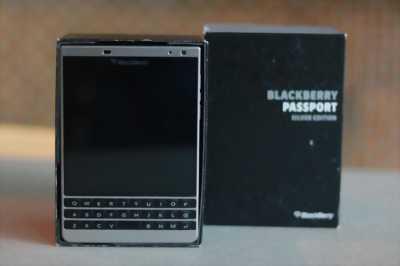 Blackberry passport, đầy đủ phụ kiện và hộp