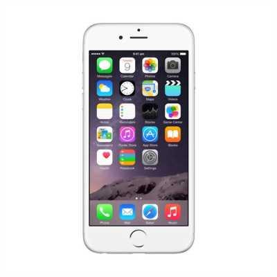Điện thoại IPhone 6 Silver 16GB Lock