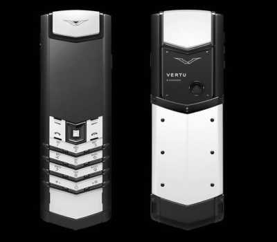 Vertu K8 Black đẳng cấp và sang trọng,mới 100% fullbox.