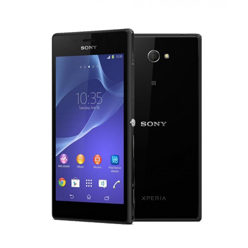 Bán Sony Xperia M2 màu đen