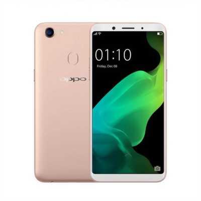 Oppo F5 64 GB vàng hồng MỚI TINH BẢO HÀNH 12 Th