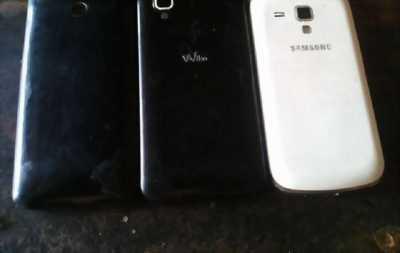 Bán 3 chiếc Wiko, Zenphone, Samsung