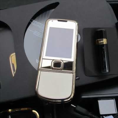Nokia 8800e gold chính hãng vỏ phím mới giá rẻ