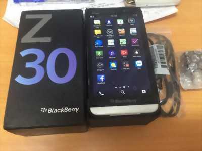 BlackBerry Z30 fullbox zin