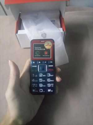 Điện thoại masstel fami C3 hàng công ty, BH: 1 năm
