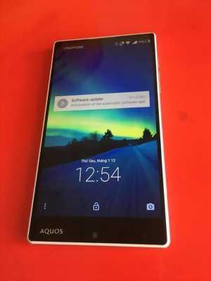 Điện thoại Sharp Aquos F 404 zin 100% có tiếng việt