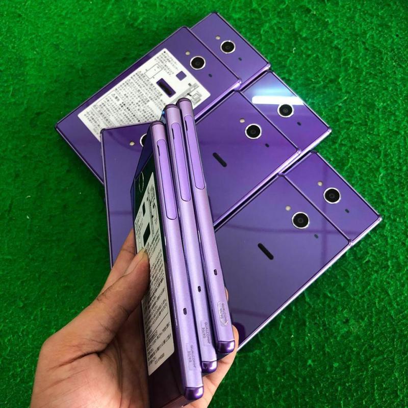 Sharp 502sh máy xách tay Nhật