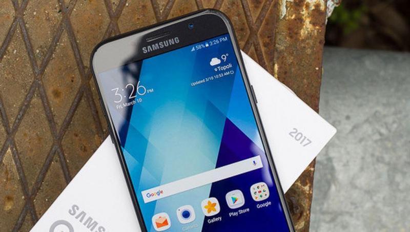 Samsung Galaxy A7 2017 VN mới 100% nguyên seal