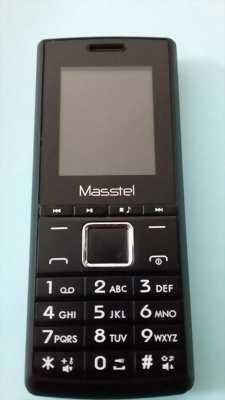 Điện thoại Masstel đã qua sử dụng, còn mới