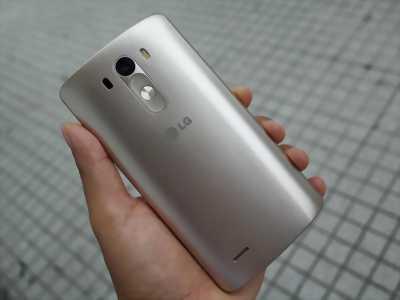 LG G3 32 GB trắng