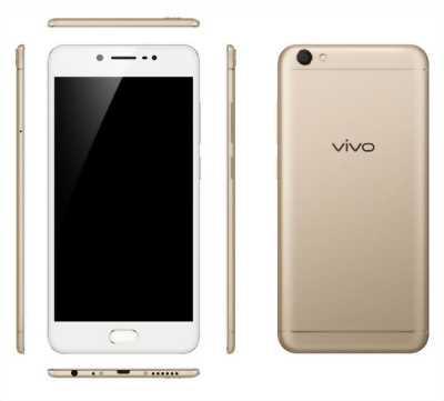 Vivo V7 plus Trắng New 99%