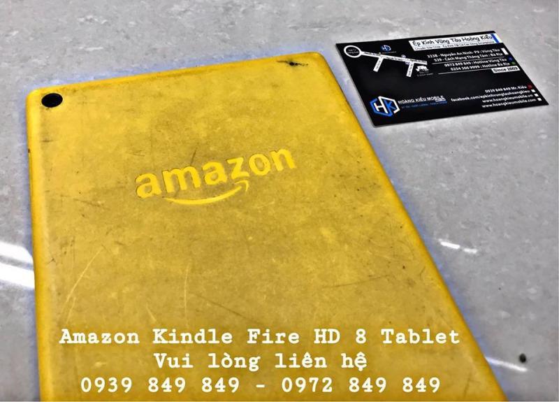 Ép Kính Amazon Kindle Fire HD 8 Tablet Uy Tín Tại Vũng Tàu