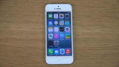 Cần bán iphone 5s trắng 16g
