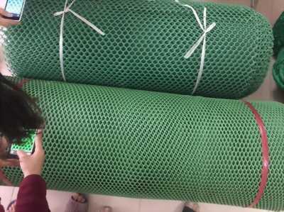 Lưới nhựa cứng quây vật nuôi lót sàn cho thú cứ sạch sẽ