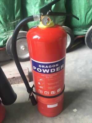 Bình chữa cháy xách tay 4kg dạng bột BC MFZ4.