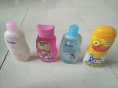 Sữa tắm gội NPP Dnee