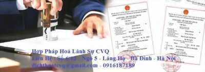 Hợp pháp hoá lãnh sự bằng đại học chất lượng tại Việt Nam